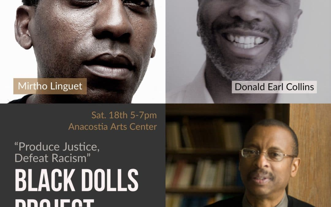 "BLACK DOLLS PROJECT FotoTalk""Produce Justice, Defeat Racism"""